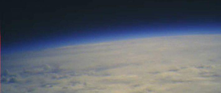 Grüße aus der Stratosphäre