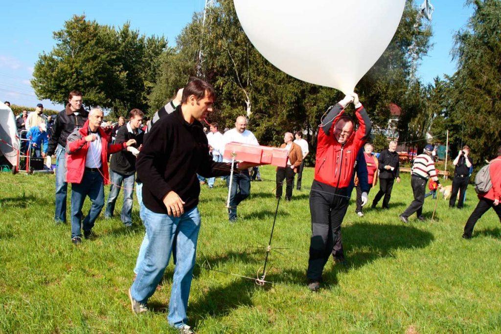 P56 Ballonprojekt 14.09.2008