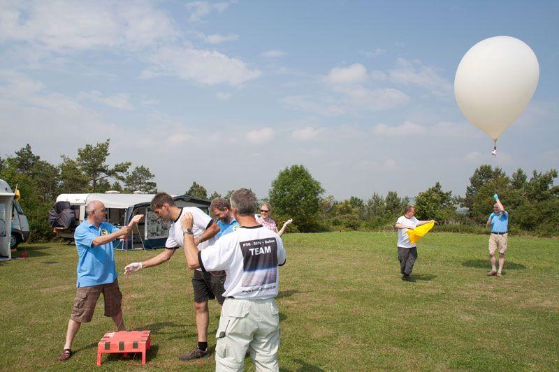 P56 Ballonprojekt 05.06.2011