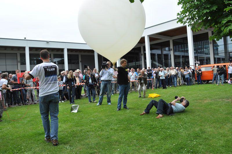 P56 Ballonprojekt 26.06.2011