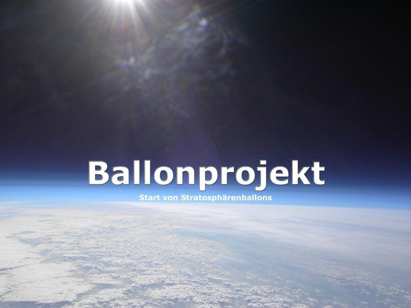 P56 Ballonprojekt