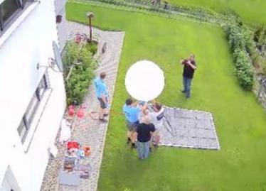 P56 Ballons anlässlich der HAM RADIO WORLD auf YouTube